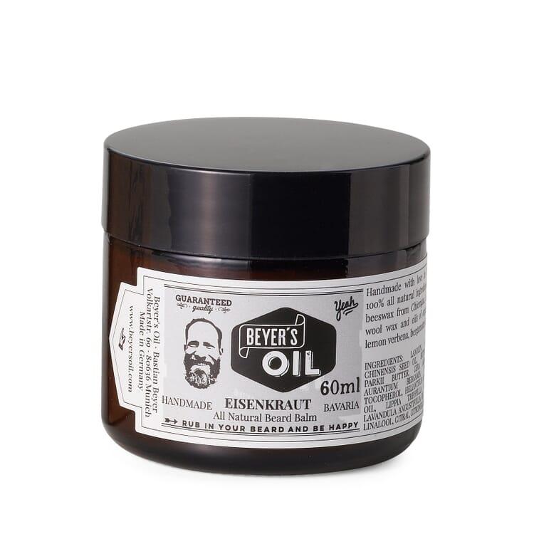 Beyer's Oil Bartbalsam Eisenkraut