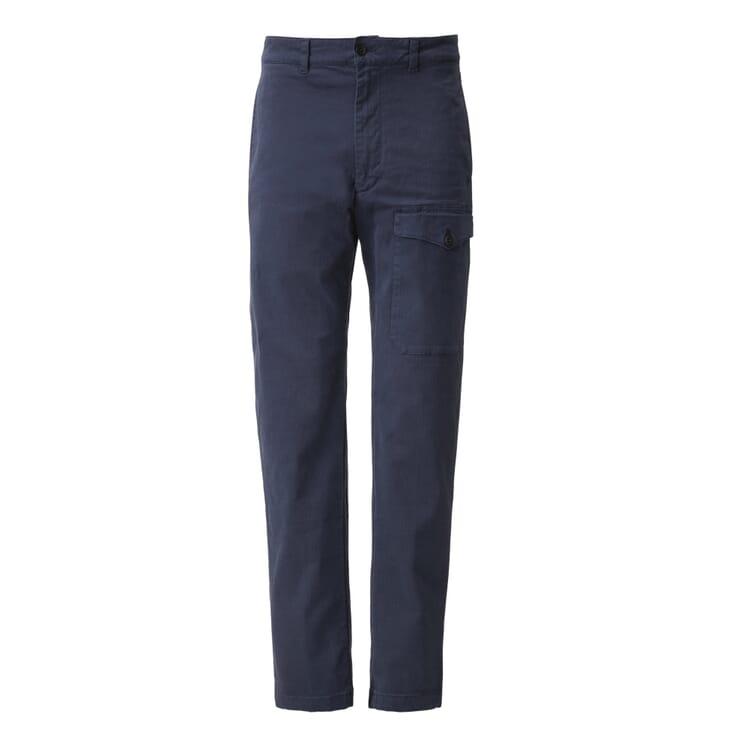 Manifattura Ceccarelli Herren-Worker-Pant, Blau
