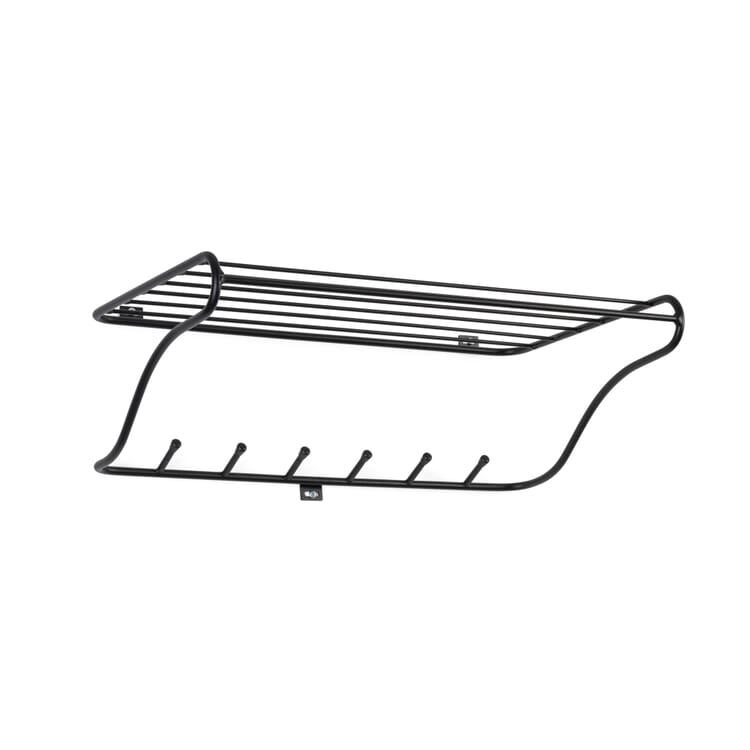 Garderobe Stahldraht