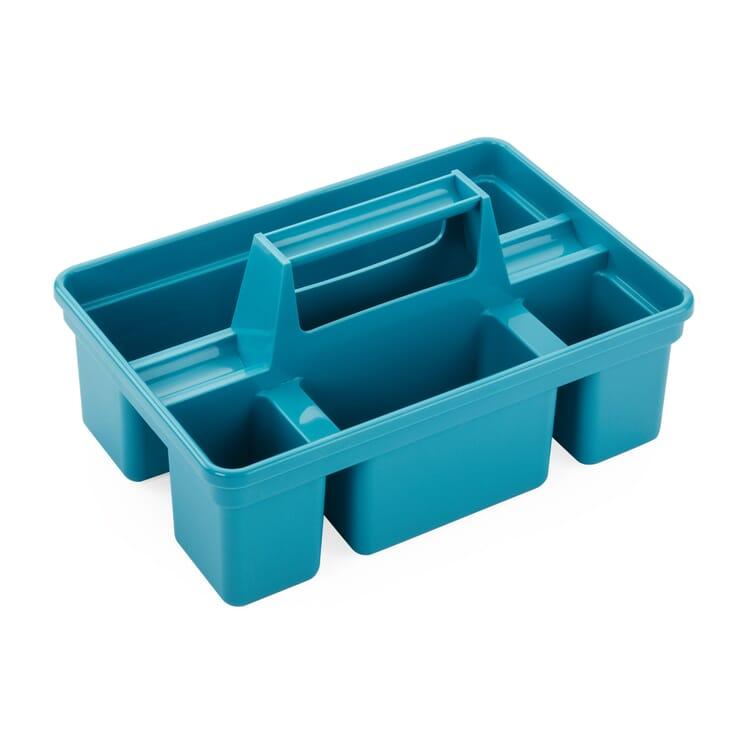 Compartment Stotage Box Ioto, Light blue