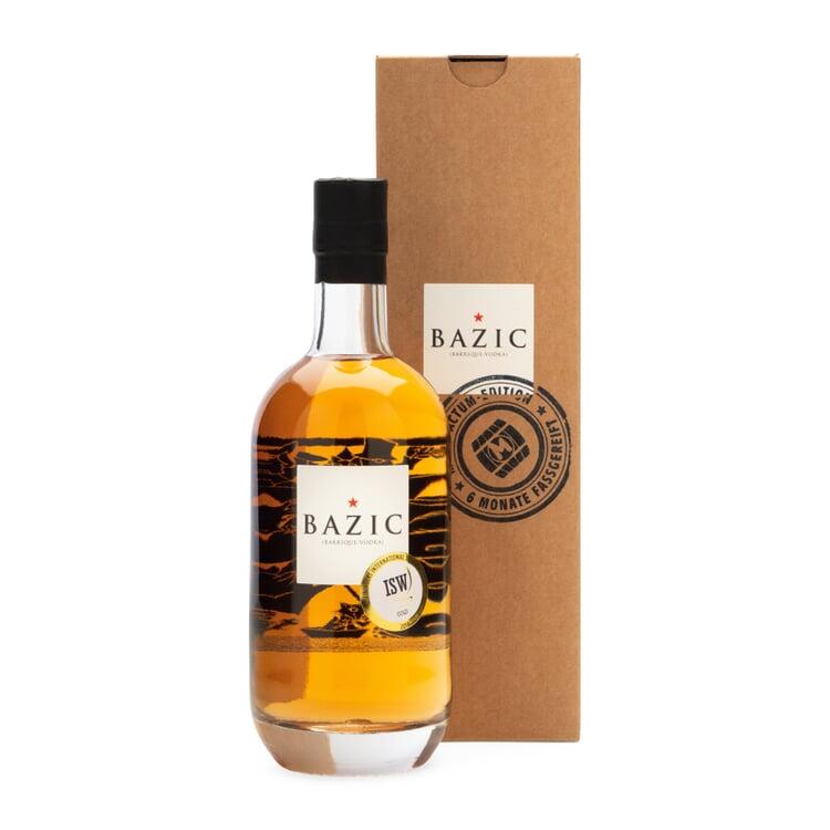 Bazic Barrique Vodka Manufactum Edition
