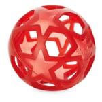 Hevea Ball Naturkautschuk Rot