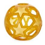 Hevea Playful Grasping Ball Made of Natural Rubber Natural