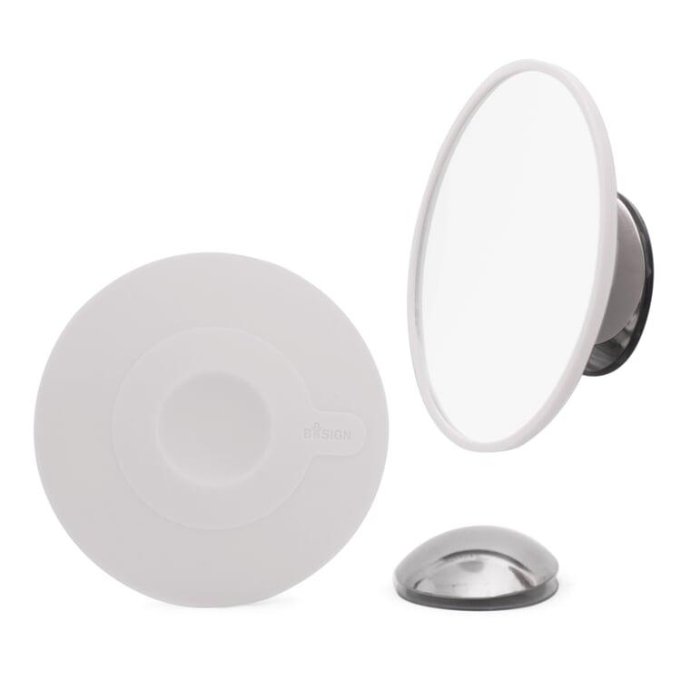 Vergrößerungsspiegel Bo 10-fache Vergrößerung Weiß