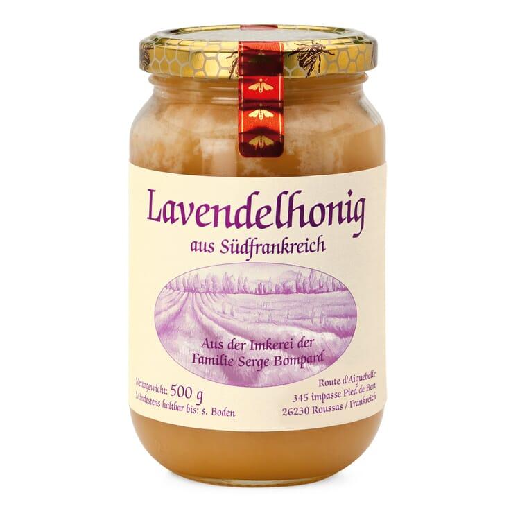Lavendelhonig aus der Provence