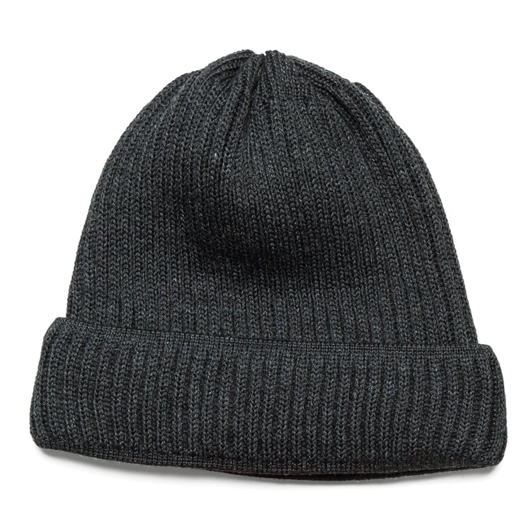 Mütze Harmstorf Anthrazit