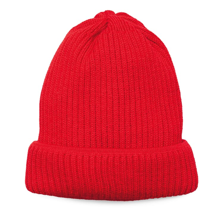 Knit Hat Harmstorf, Red