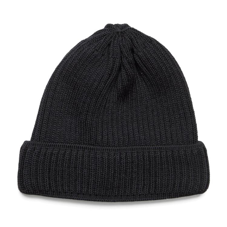 Knit Hat Harmstorf, Black