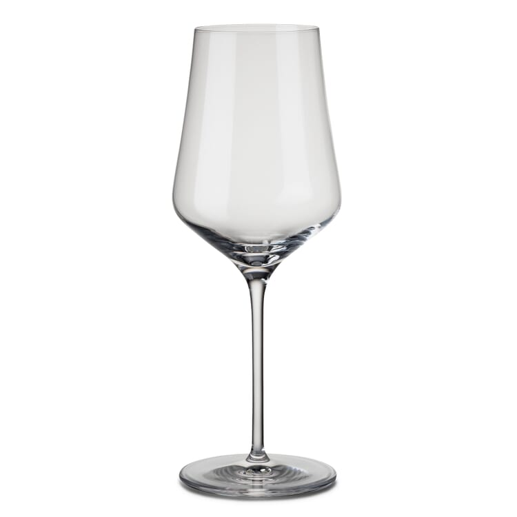 Red Wine Glass by Eisch, 2 items in a carton