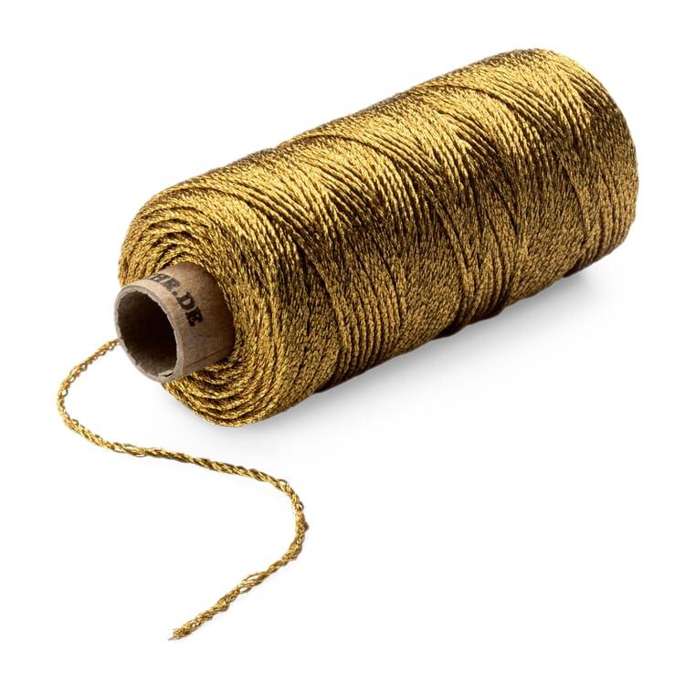 Baker's Yarn, Gold-Coloured