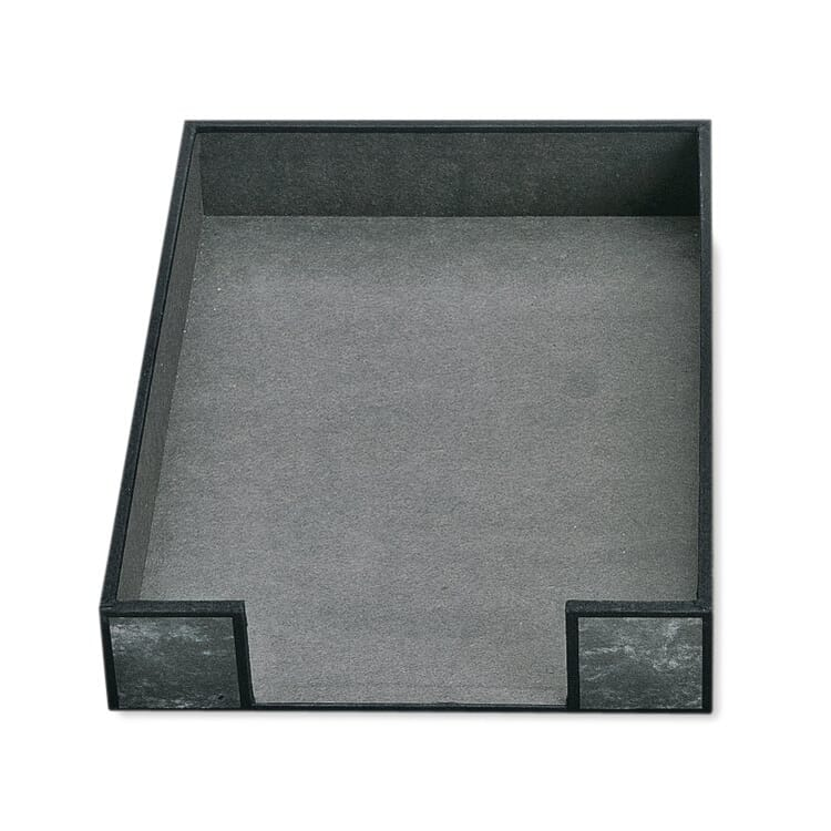 Stackable A4 Filing Tray, Marbled