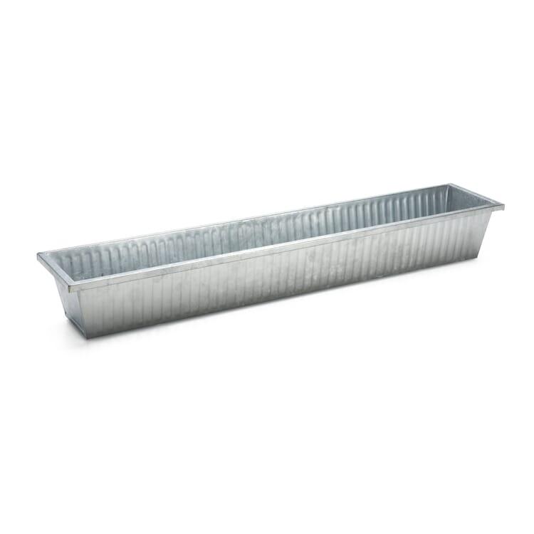 Balkonkasten Stahl verzinkt