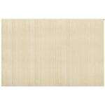 White Polled Heath Woven Carpet 200 x 300 cm