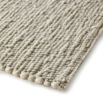 Carpet Sample White Polled Heath