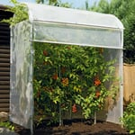 Tomatenhaus Stahlrahmen
