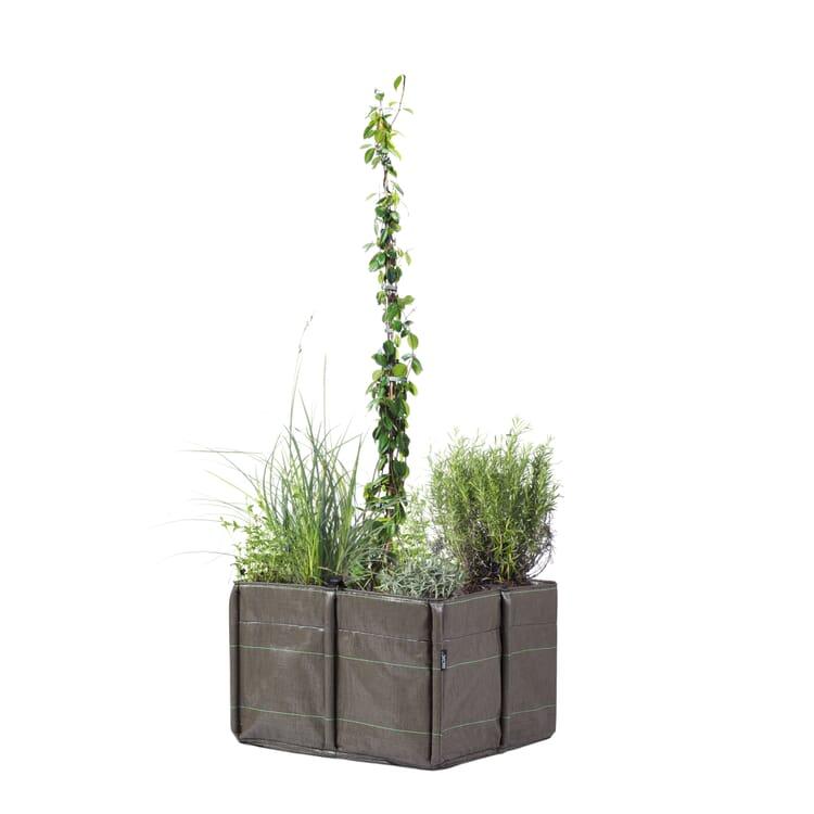 Planter Bacsac Container Square