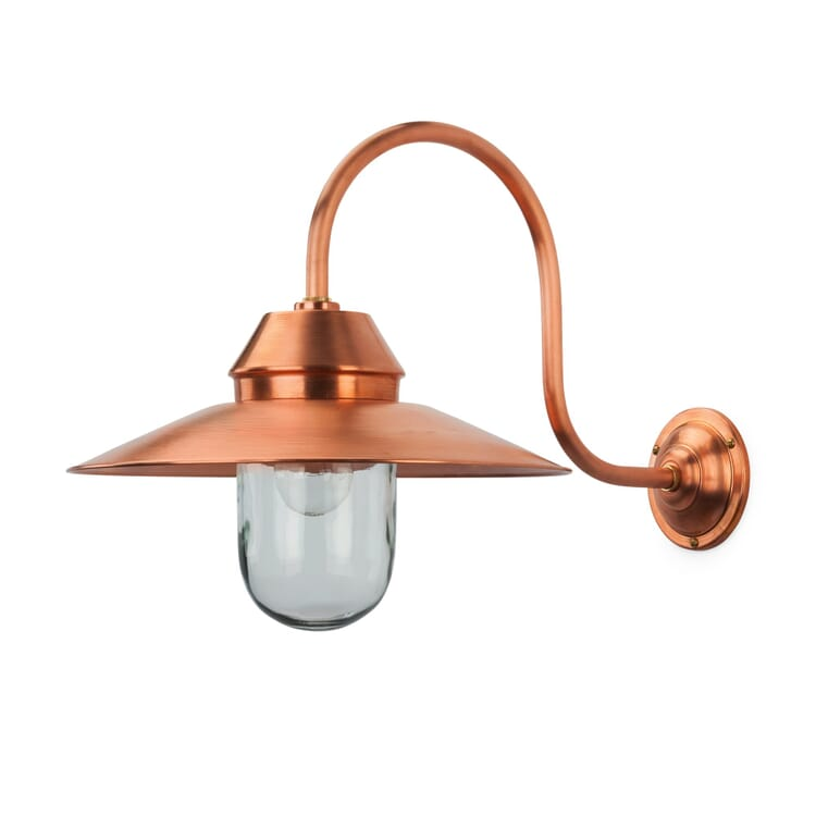 Bolich Copper Outdoor Lamp, Large