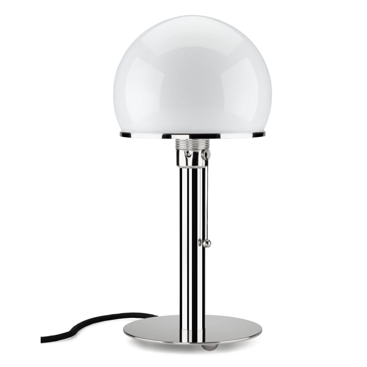 Table Lamp WA 24 by Wilhelm Wagenfeld