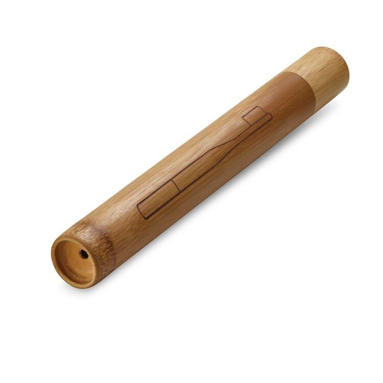 Hydrophil Zahnputzköcher Bambus