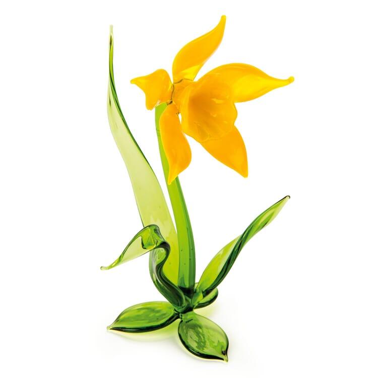 Lauscha Glass Daffodil
