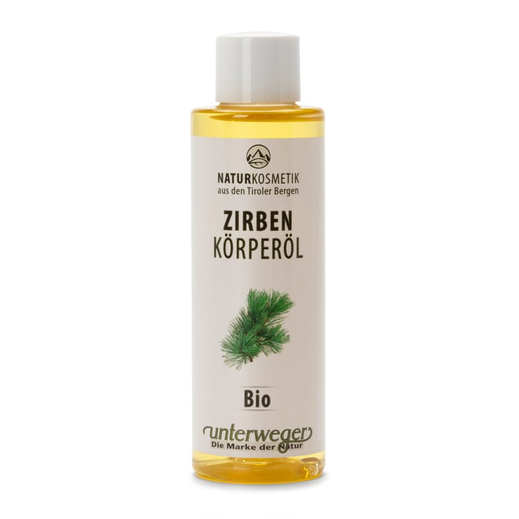 Body Oil with Stone Pine Oil