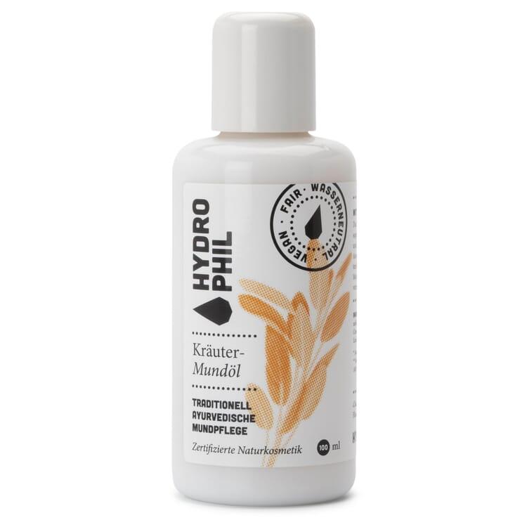 Herbal Oil for Oil Pulling