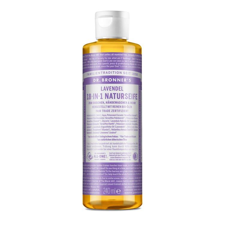 Dr. Bronner's Shower Gel, Lavender