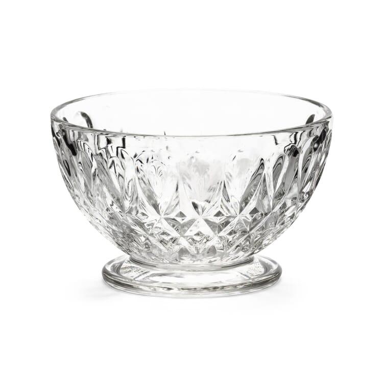 Glass Bowl Lyonnaise by La Rochère