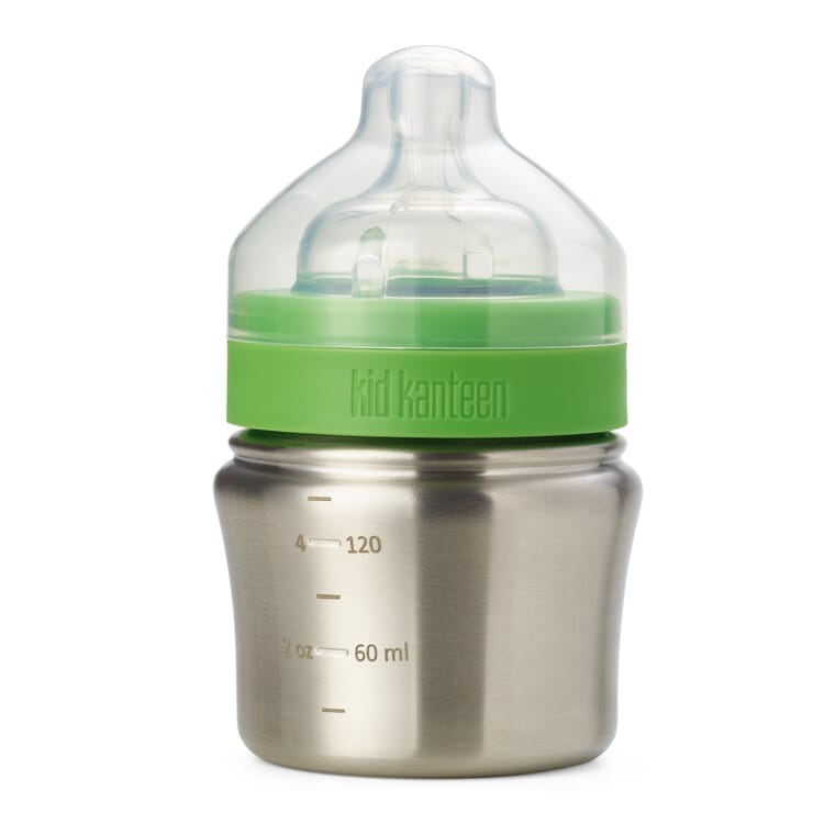Baby Bottle Stainless Steel, 148 ml
