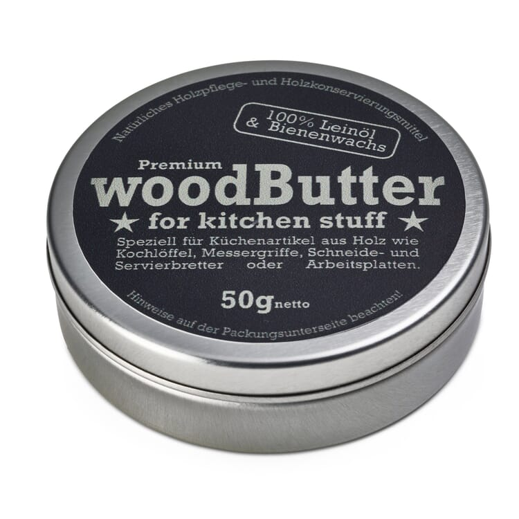 Food-Safe Care for Wooden Utensils
