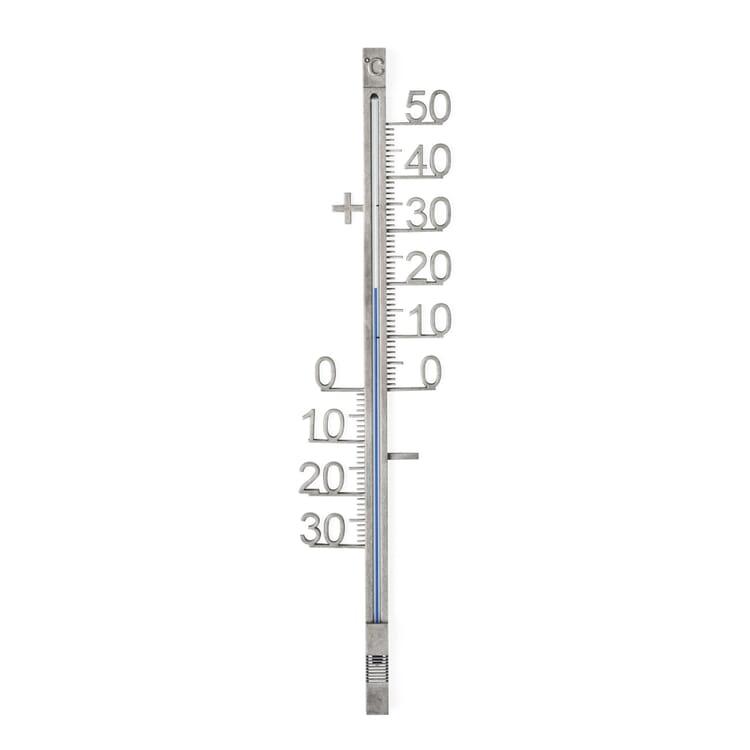 Außenthermometer Zinkdruckguß