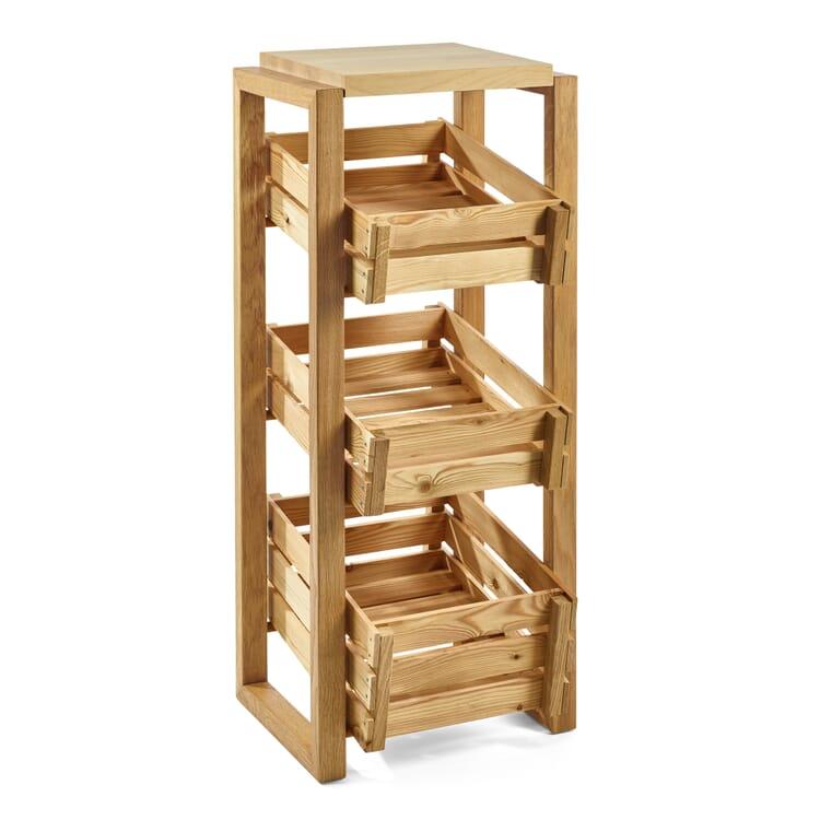 Storage Shelf for the Kitchen