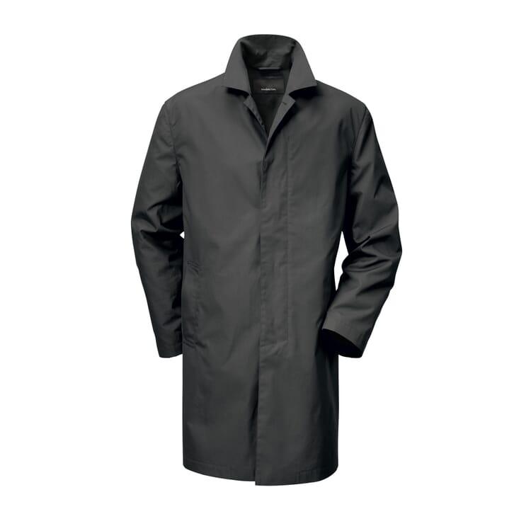 Men's EtaProof Short Coat, Black