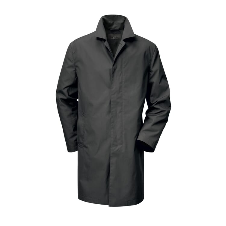 Men?s Short Coat Made of EtaProof®, Black