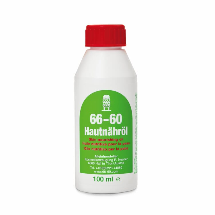 Skin Nourishing Oil 66-60