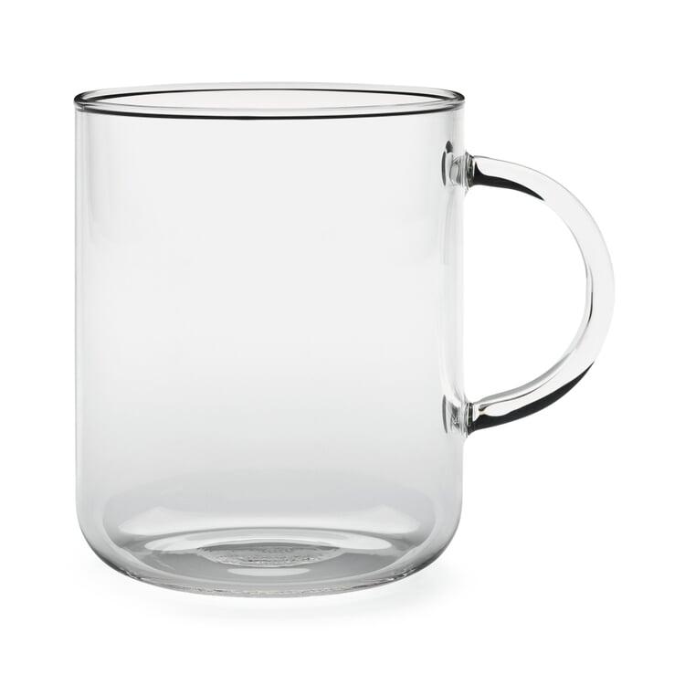 Borosilicate Glass Mug