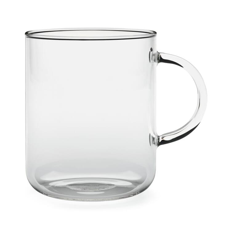 Henkelbecher Borosilikatglas
