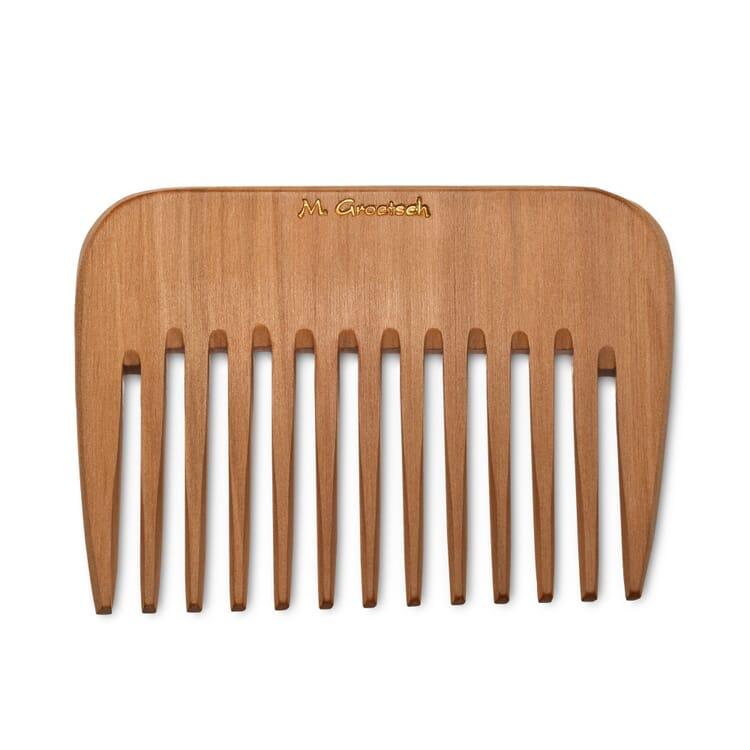Wood Comb for Curls