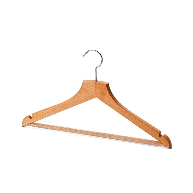 Contoured Coat Hanger for Women
