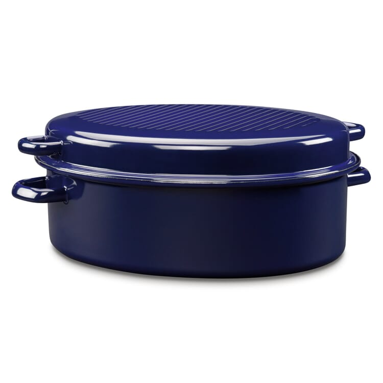 Riess Enamel Roasting Pan