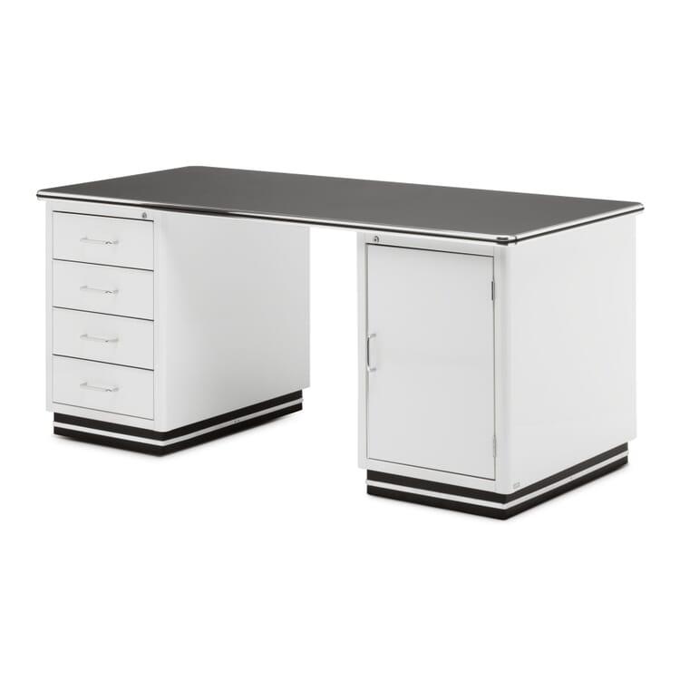 Schreibtisch Stahlblech