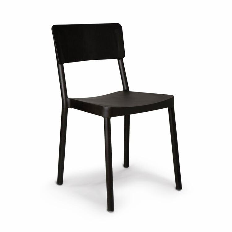 Stuhl Lisboa Schwarz
