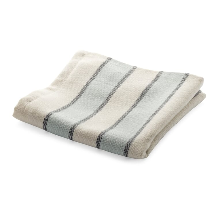 Striped Terry Towel by Framsohn, Coloured Stripes