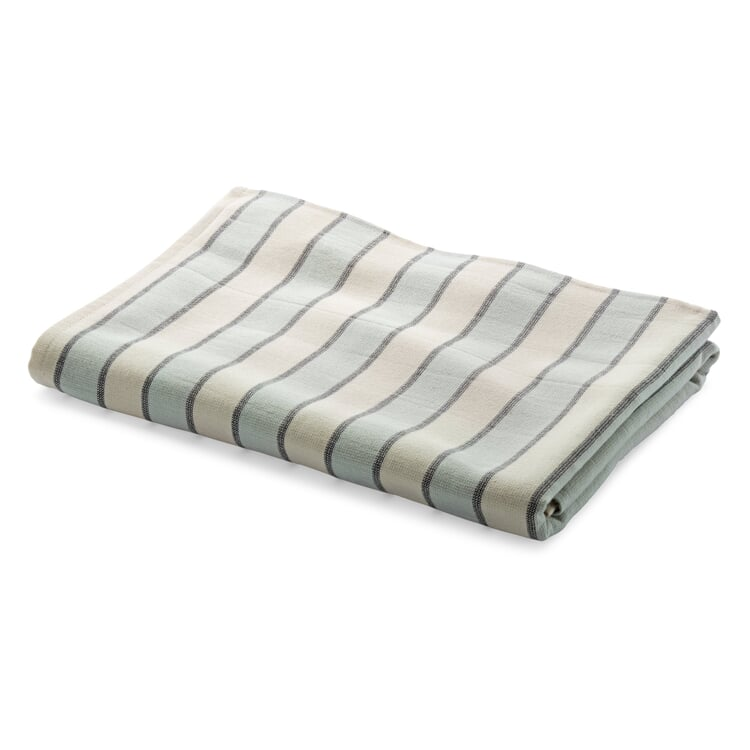 Striped Terry Towel by Framsohn Coloured Stripes Shower Towel