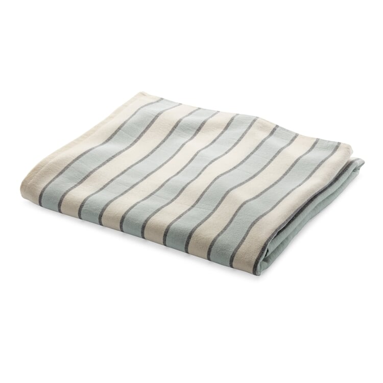 Striped Terry Towel by Framsohn Coloured Stripes Bath Towel
