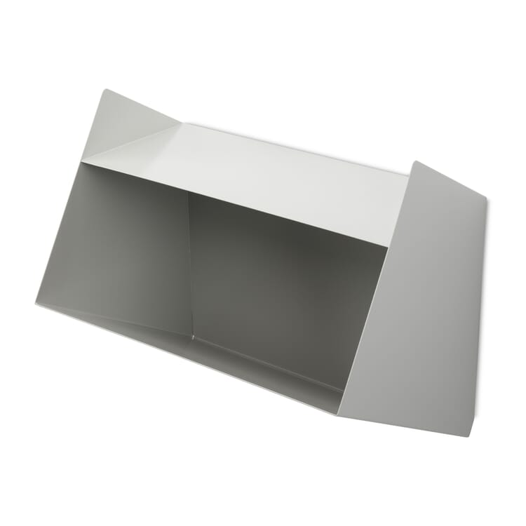 Wall Console GORGE, Light Grey RAL 7035