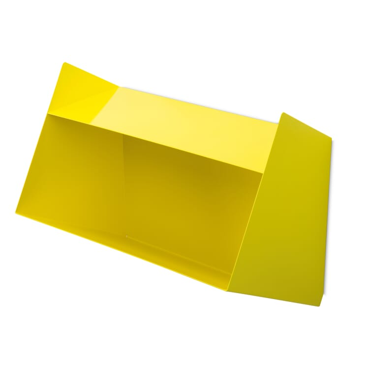 Wall Console GORGE, Sulfur Yellow RAL 1016
