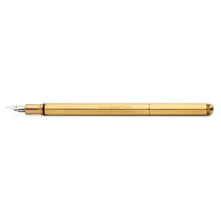 Kaweco's Special Fountain Pen Brass, Brass