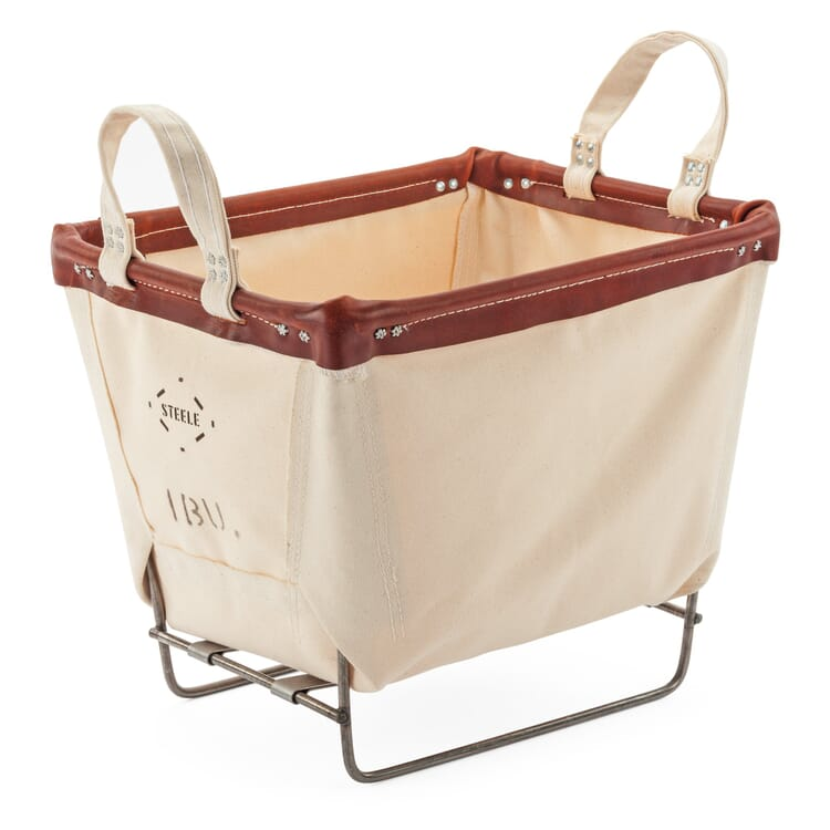 Small Canvas Basket from Steele