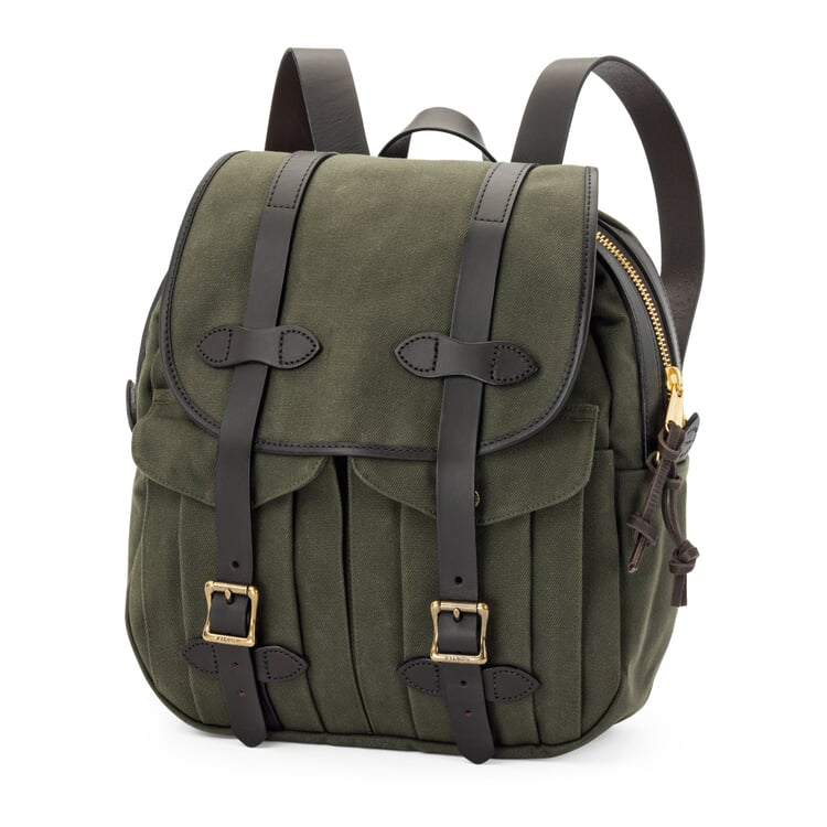Filson Hiking Backpack Green